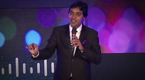 Corporate Speaker in India