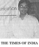 He who worships the art of communication The Times of India