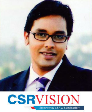 Rahul kapoor CSR Activity