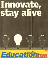 Innovate Stay Alive