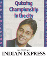 Questions of Answers New Indian Express by Rahul Kapoor